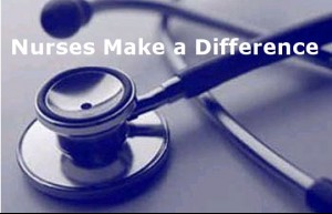Nursing make a difference