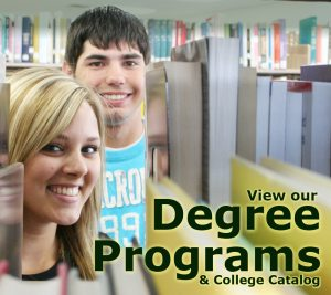 View our Degree Programs and College Catalog