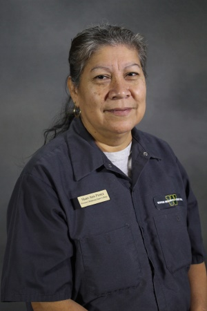 Photo of Mary-Ann Perez