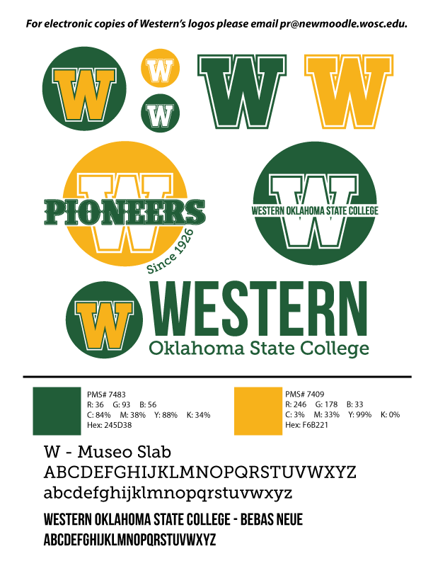 Marketing and Public Information - Western Oklahoma State ...